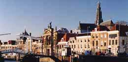 First home in Holland on the Spaarne River in Haarlem. http://www.enjoy-europe.com/home/01-0117-3.jpg