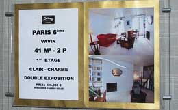 The price of an apartment in Paris, France can do serious damage to your bank account.