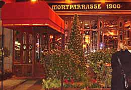 The beautiful Montparnasse 1900 restautant, Paris 6th, France. http://www.enjoy-europe.com/home/12-1204-3.jpg