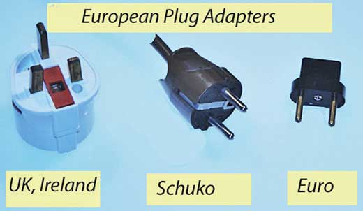 Electric Plug Adapters American Plugs Do Not Fit In