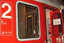Typical train car door. http://www.enjoy-europe.com/hte/chap17/images/p1210313.jpg