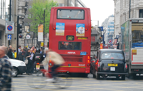Typical London traffic jam. http://www.enjoy-europe.com/hte/chap18/Chap18images/10248LondonTrafficJam.jpg