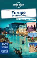 Europe on a Shoestring, Lonely Planet
