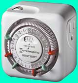 Grounded Timer Intermatic TN311 15 Amp Heavy Duty