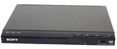 Sony DVP-SR320 All Multi Region Zone Code Free DVD Player Plays PAL/NTSC DVD's with USB Input 110/240 Volt.