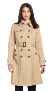 London Fog Women's Heritage Trench Coat