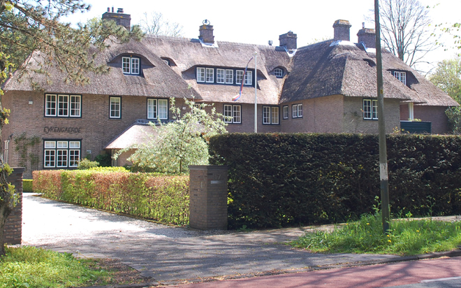 Aerdenhout Thatched Roof House