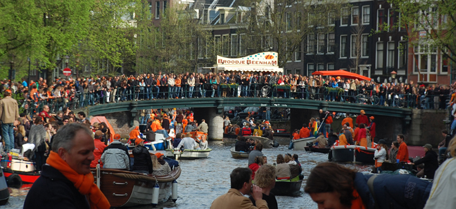 Bridge, Amsterdam, SRO