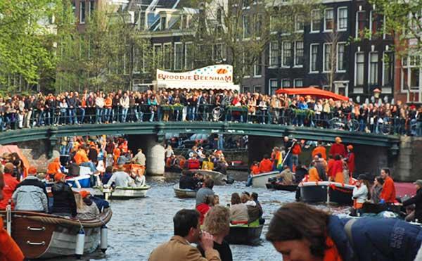 Bridge, Amsterdam, SRO