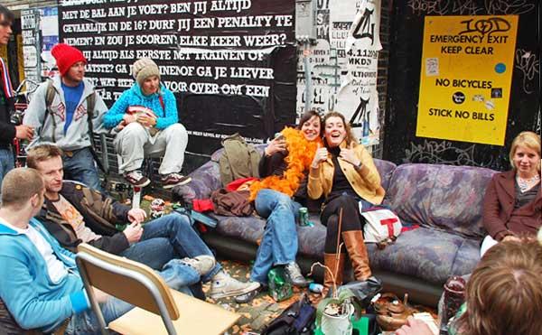 Echte Amsterdammers