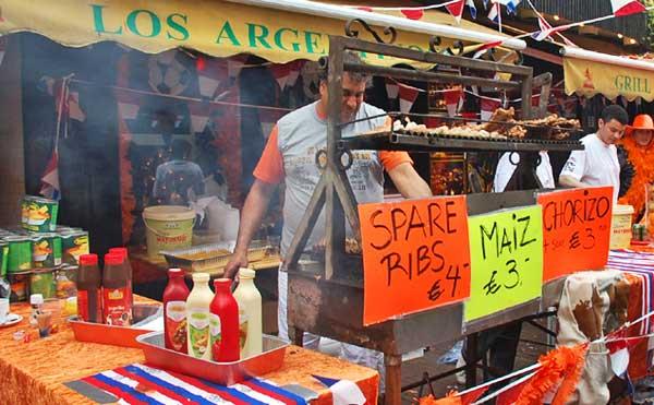 Spare Ribs, Amsterdam