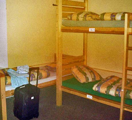 Vilnius hostel bunk beds. http://www.enjoy-europe.com/typ/images/P1180138-VilniusHostelBunkBeds.jpg